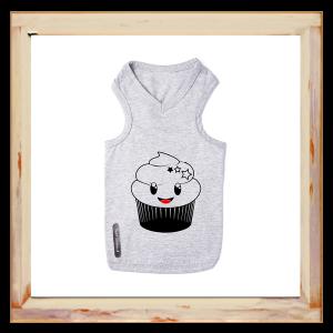 """Tee shirt Chihuahua """" Cupcake"""""""