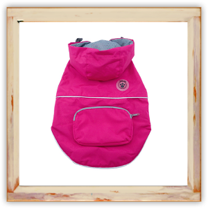 Imperméable pour chien In my Pocket rose