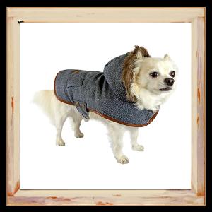 Manteau pour chien TribecaParka pour chien Gstaad